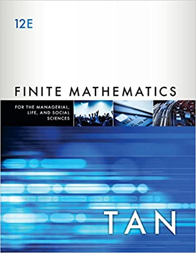 Finite mathematics for the managerial life and social sciences 012 finite mathematics for the managerial life and social sciences 12th edition kindle edition fandeluxe Gallery
