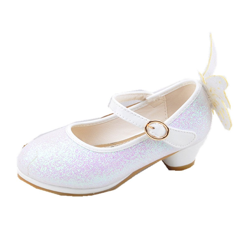 Summer Kids Princess Shoes Girl Dance Shoes School Girl Shoes