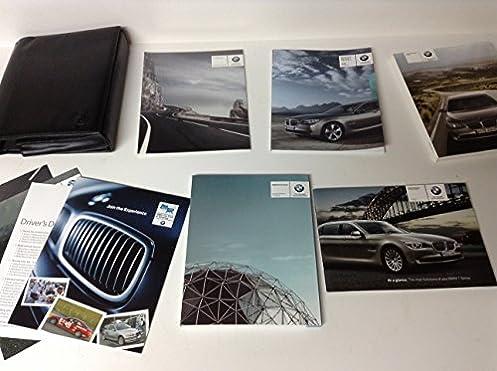 2009 bmw 750i 750li owners manual bmw 0635323418685 amazon com books rh amazon com 2008 BMW 750Li 2015 BMW 750Li