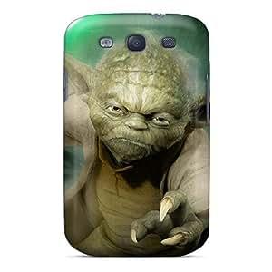 Galaxy S3 Case Bumper Hard Skin Cover For Yoda Accessories
