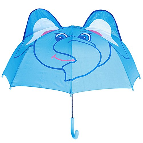 (Rhode Island Novelty Umbrella for Kids (Elephant))