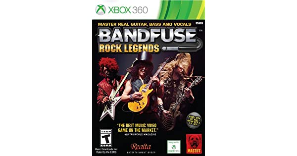 Bandfuse Xbox - Schematics Online on
