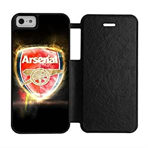 Generic High Quality Phone Case For Teens With Arsenal For Apple Iphone 5 5S Cover Choose Design 12
