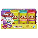 Play-Doh A5417EU9 Sparkle Compound Collection, Multicolour
