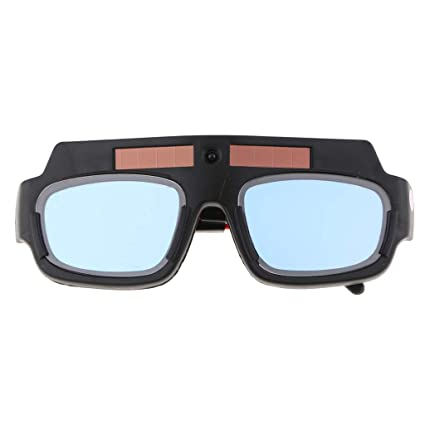 B Blesiya Gafas de Seguridad Corte Soldar Protector Ojo Goggles Aplicación Industrial