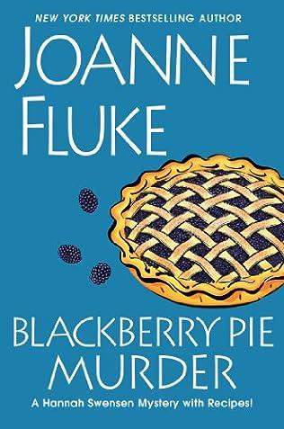 book cover of Blackberry Pie Murder
