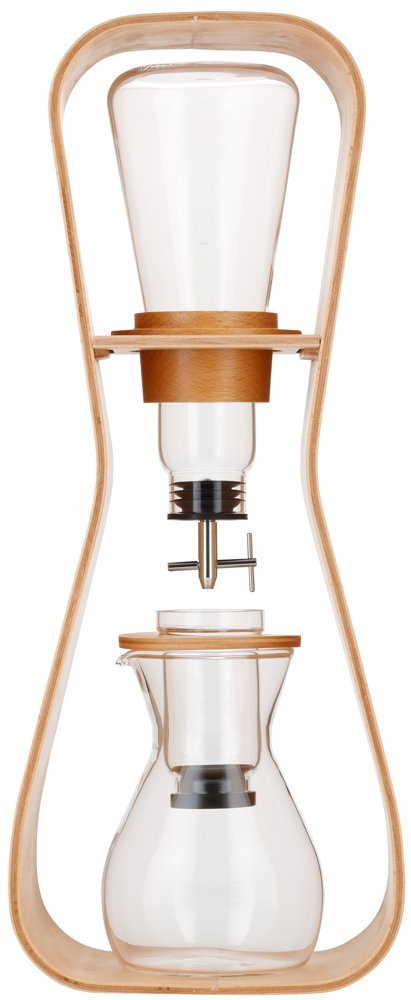 iwaki SNOWTOP water drip coffee server Uhuru 440ml K8635-M