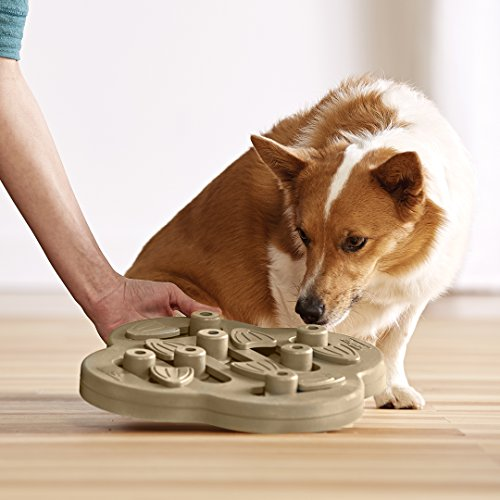 Nina Ottosson Outward Hound Puzzle Toy for Dogs – Stimulating Interactive Dog Game for Dispensing Treats by Nina Ottosson (Image #7)