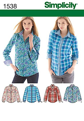 shirt patterns for sewing - 6