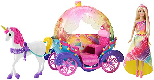 Comabi Distribution Barbie Dreamtopia Rainbow Cove Playset by Mattel