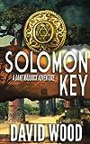 img - for Solomon Key: A Dane Maddock Adventure (Dane Maddock Adventures) (Volume 10) book / textbook / text book