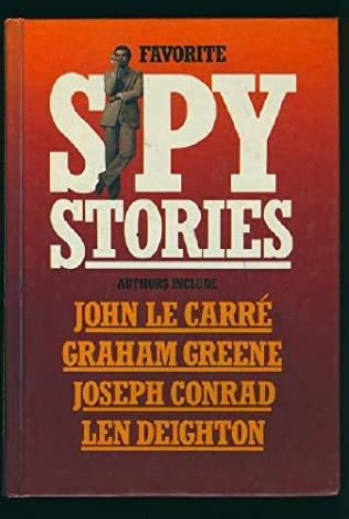 book cover of Favourite Spy Stories