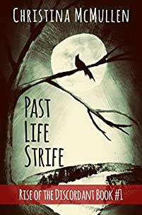 Past Life Strife by Christina McMullen ebook deal