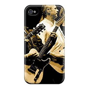 Iphone 4/4s JvD6872uong Custom Nice Rise Against Pictures Bumper Hard Phone Covers -MansourMurray