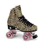 Moxi Skates - Ivy Jungle - Fashionable Womens Roller Skates (Size 8)
