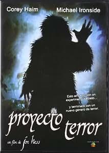 Proyecto Terror [DVD]