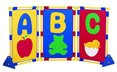 (Children's Factory Alphabetical Item PlayPanel Set)