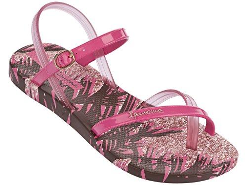 Ipanema - Sandalias de vestir de Caucho para mujer multicolor multicolor pink (22521)