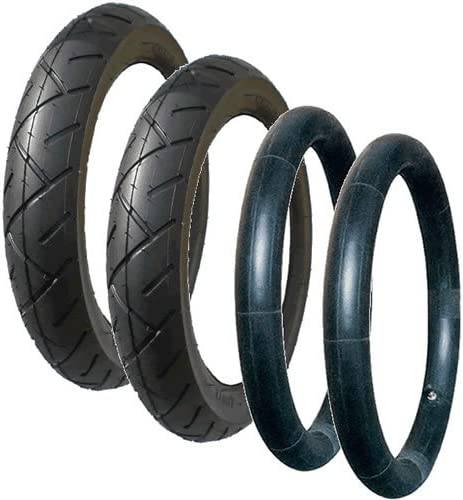 QUINNY BUZZ TYRE AND TUBE SET 12 1//2  X 2 1//4 SPECIAL OFFER PRICE