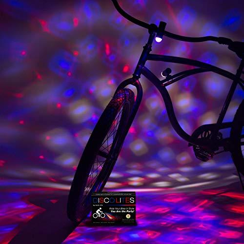 Activ Life Disco Party Bike Lights Birthday Presents