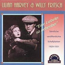 Eine Liebelei So Nebenbei by Fritsch Harvey