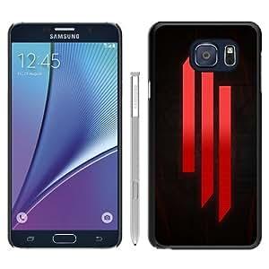 Samsung Galaxy Note5 Case,Personalized Skrillex Black Samsung Galaxy Note5 Case Cocer