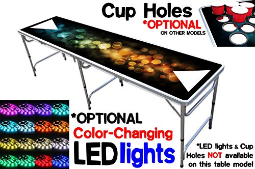 beer pong tables with speakers - 4
