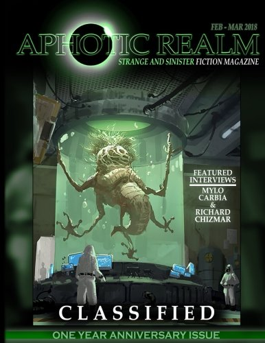 Product picture for Classified: Aphotic Realm Magazine #3 (Volume 3) by Aphotic Realm