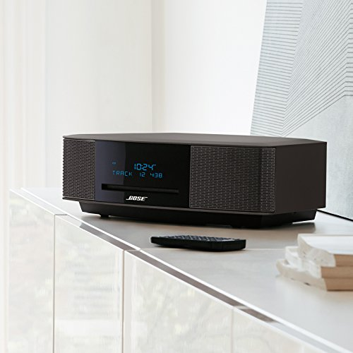 bose wave music system iv espresso black import it all. Black Bedroom Furniture Sets. Home Design Ideas