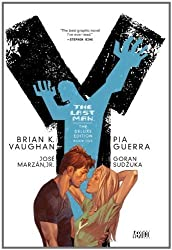 Y The Last Man Deluxe Edition HC Vol 05 by Brian K. Vaughan (2011) Hardcover
