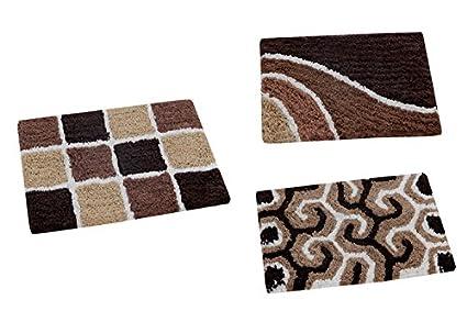 AAZEEM Abstract Cotton Door Mat - 16
