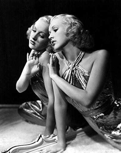 Posterazzi Betty Grable 1930S Photo Poster Print (8 x 10)