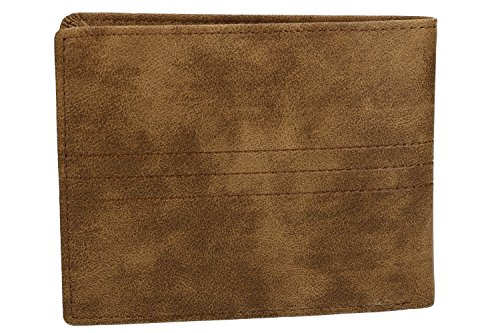 with coin man ANTONIO and flap Wallet BASILE purse VA2042 brown XZI7qw