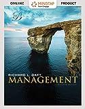 MindTap V2.0 Management for Daft's Management, 13th Edition , 1 term (6 months) [Online Code]: more info