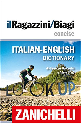 Used, il Ragazzini/Biagi Concise Italian-English Dictionary for sale  Delivered anywhere in USA