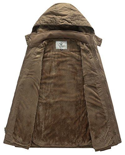 WenVen Thicken Jacket