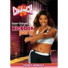 Crunch Super-Charged Kickbox Party