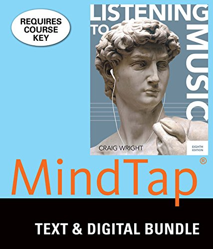 Bundle: Listening to Music, Loose-Leaf Version, 8th + Download, 1 term (6 months) Printed Access Card + MindTap Music, 1