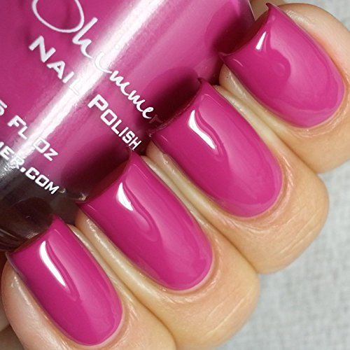 Life Rose On Cream Nail Polish- 0.5 oz Full Sized Bottle