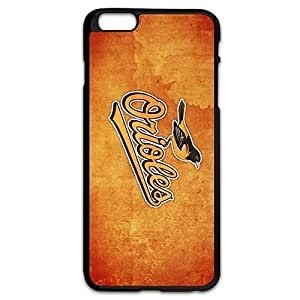 Baltimore Orioles Non-Slip Case Cover For IPhone 6 Plus (5.5 Inch) - Style Cover