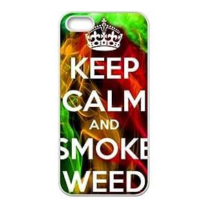 Lucky Keep Calm Hot Seller Stylish Hard For SamSung Galaxy S5 Mini Phone Case Cover