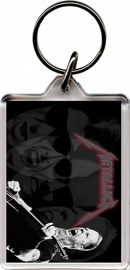 Metallica Llavero G: Amazon.es: Equipaje