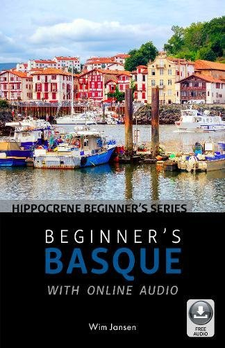 Beginner's Basque with Online Audio by Hippocrene Books