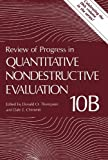 Review of Progress in Quantitative Nondestructive Evaluation Vol. 20 : Amer, Iowa, 16-20 July, 2000, , 0306439034