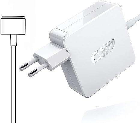 QYD 60W Adaptador-Cargador-Portatil para Cargador MacBook Pro 13 ...