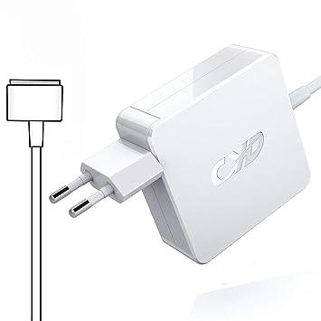 QYD 60W Adaptador-Cargador-Portatil para Apple Cargador ...