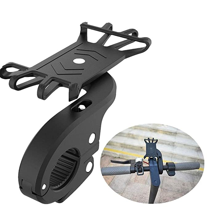 For Xiaomi Mijia M365 Electric Scooter Aluminum Bicycle MTB Phone Holder Part UK