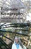 Intimate Geography, Jennifer Maiden, 1852249269