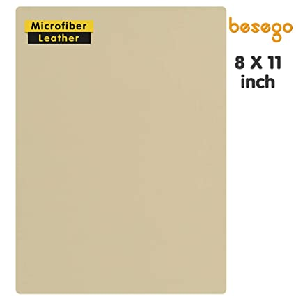 Fabulous Besego New Microfiber Leather Repair Patch Leather Repair Patch For Couch Self Adhesive Leather Sofa Patches 8 11Inch Beige Pdpeps Interior Chair Design Pdpepsorg