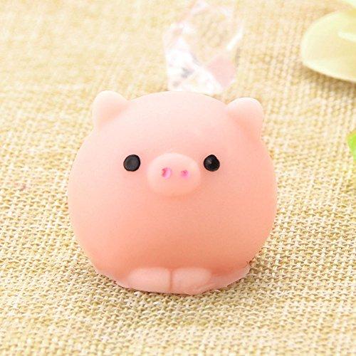 New Squishy Collection : BUNITA BUNITA,New Cute Pig Ball Mochi Squishy Squeeze Prayer Healing Kawaii Toy Collection Funny ...